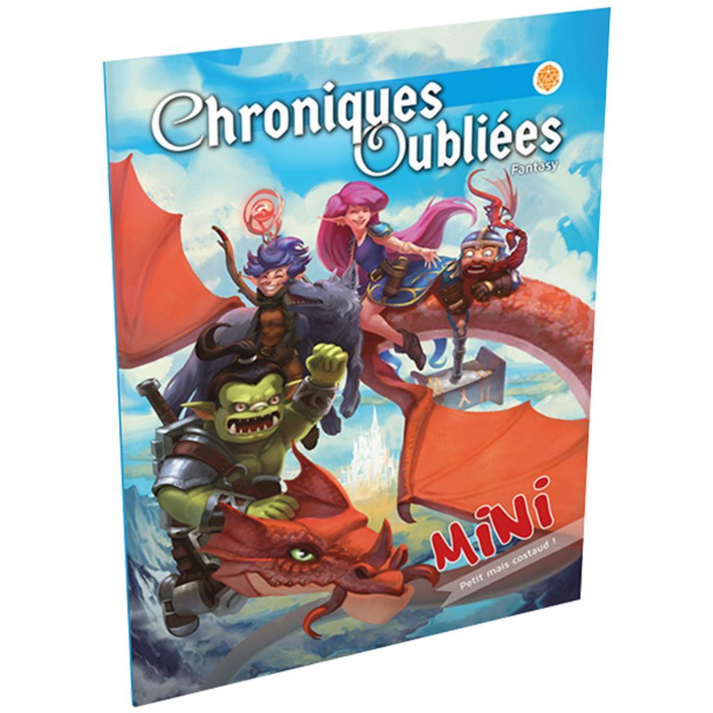 Chroniques Oubliées : Fantasy - Mini