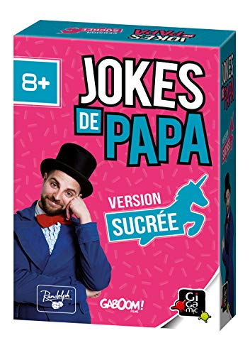 Jokes de papa : Extension Sucrée