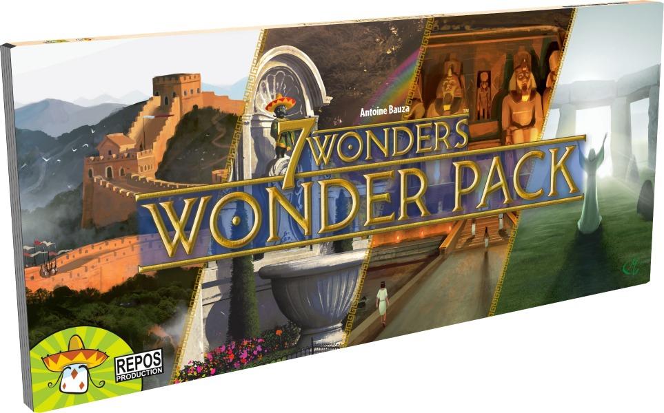 7 Wonders : Wonderpack