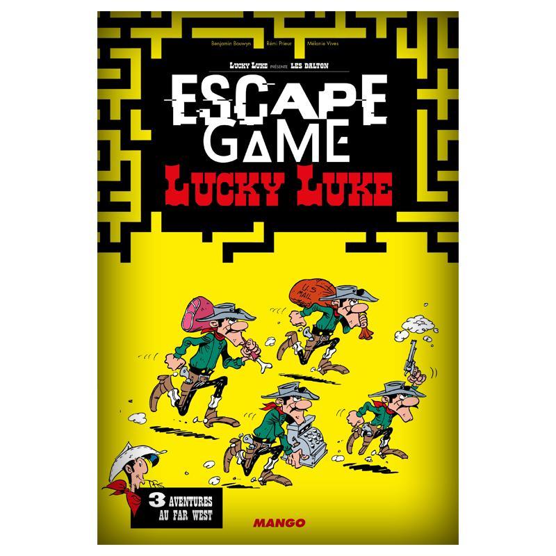 Escape 2 : Lucky Luke