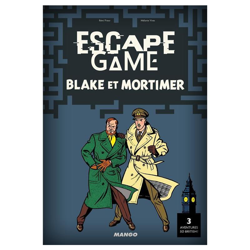 Escape 3 : Blake et Mortimer
