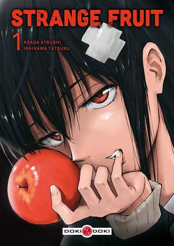 Strange fruit Manga