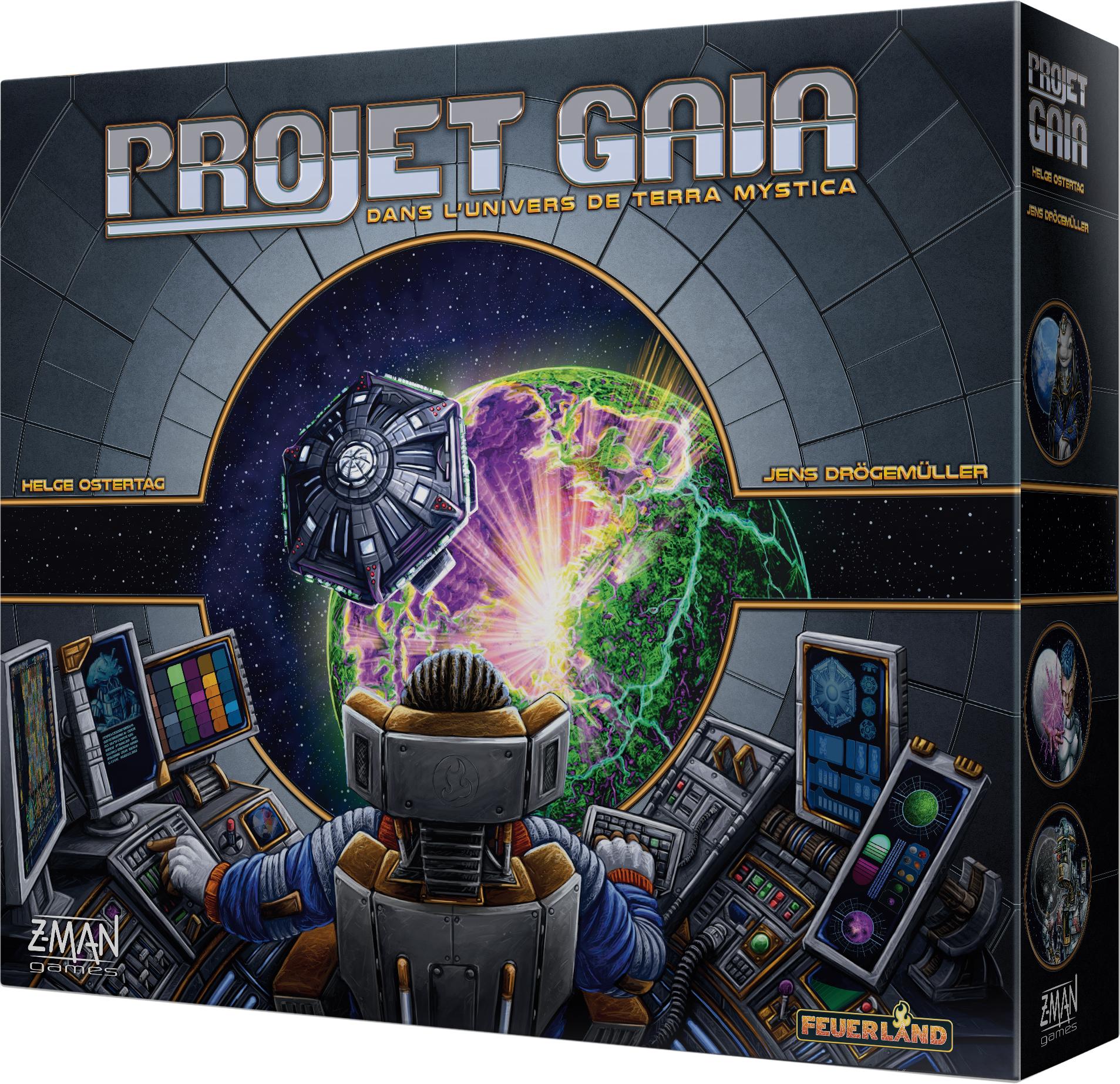 Projet Gaïa