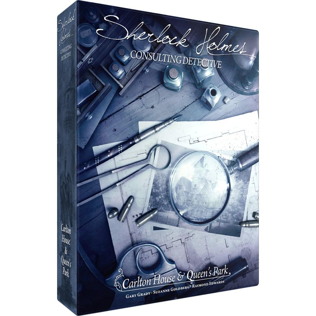 Sherlock Holmes : Détective conseil - Carlton House