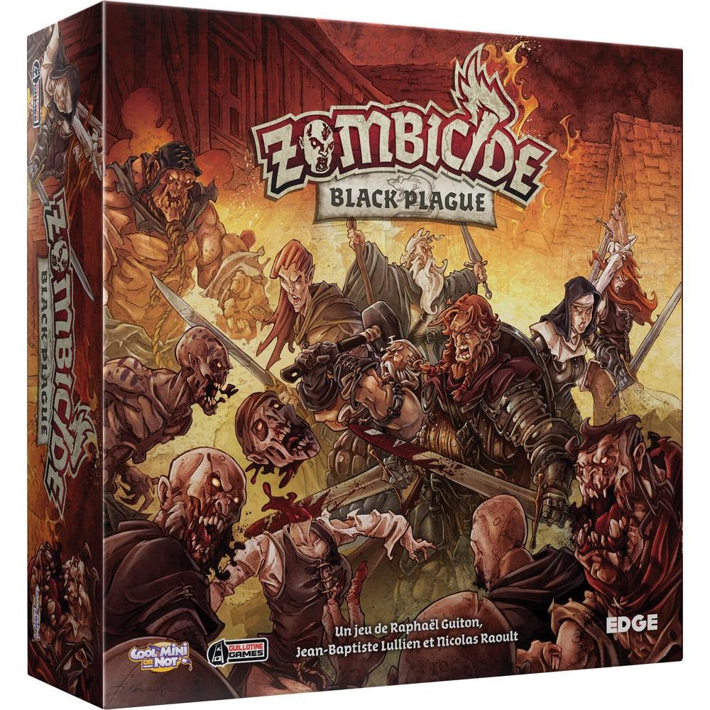 Zombicide : Black Plague