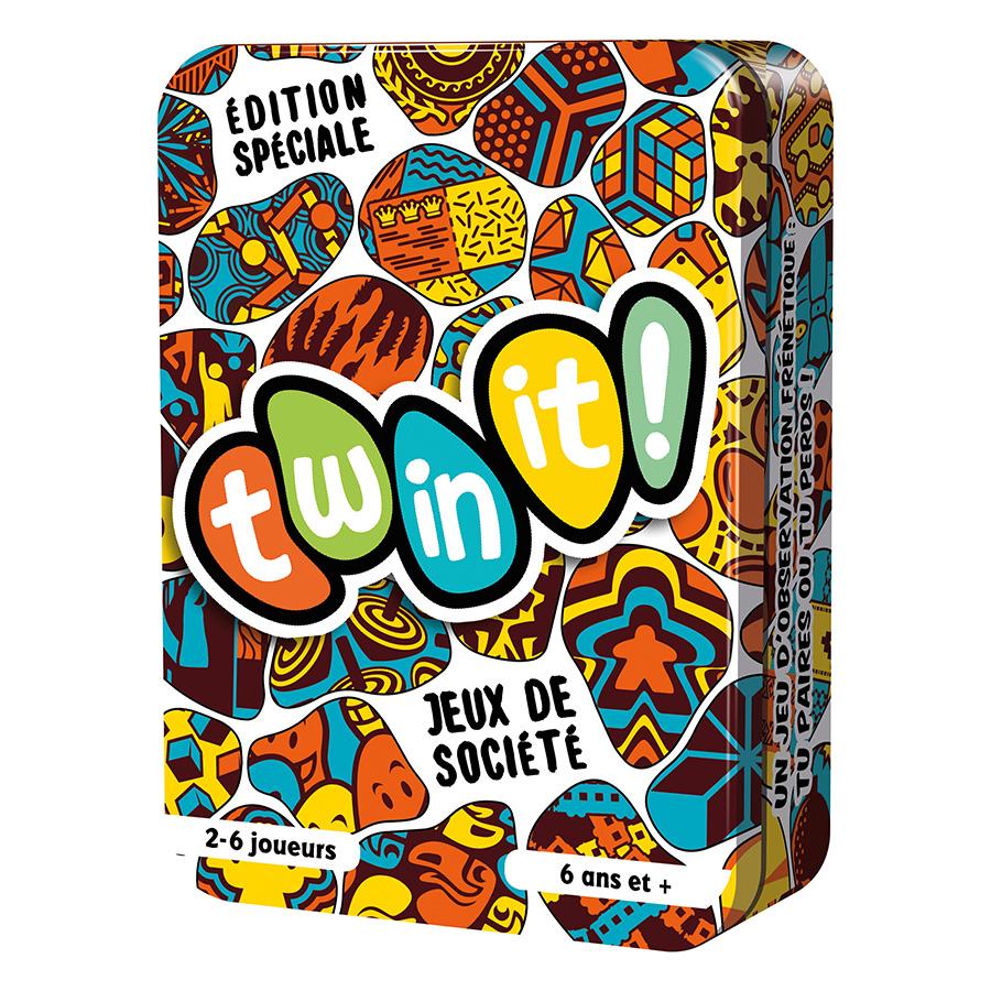 Twin It : Jeux de sociéte