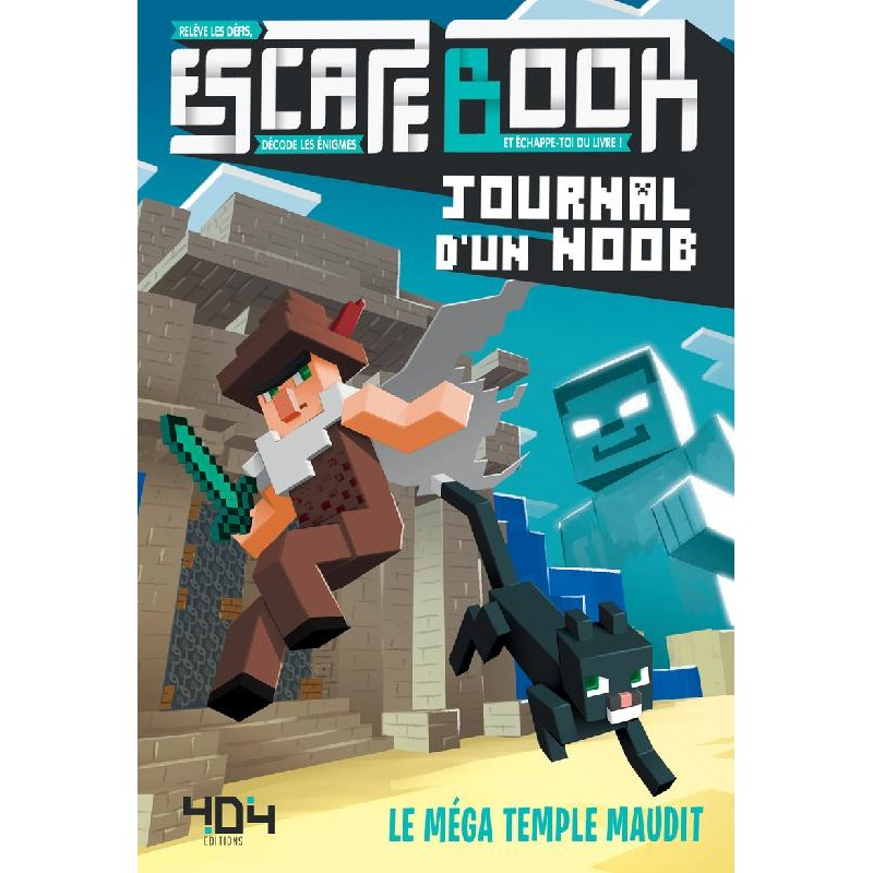 Escape Book : Journal d'un noob