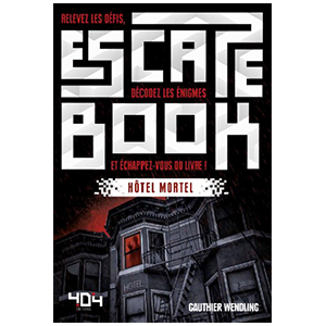 Escape Book : Hôtel mortel