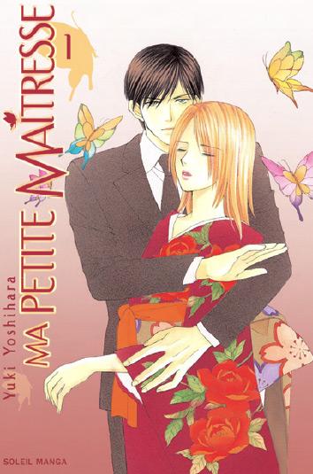 Ma petite maitresse Manga
