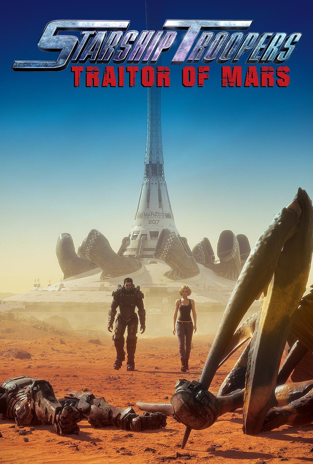 Starship Trooper - Traitor of mars