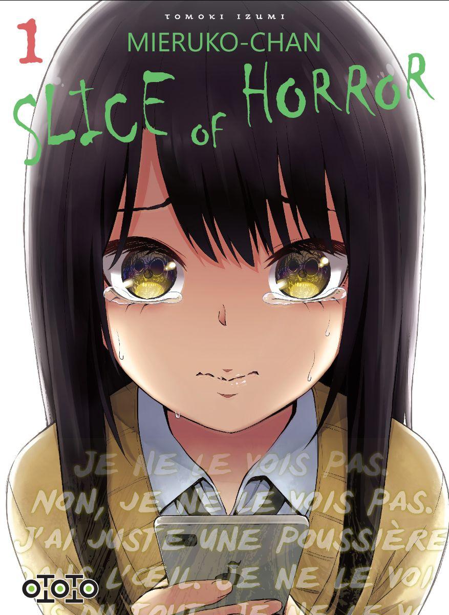 Mieruko-Chan : Slice of Horror Manga