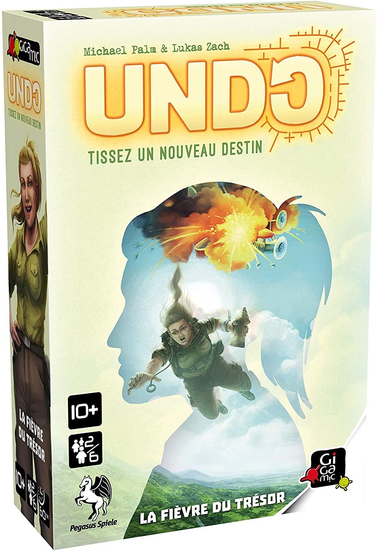 UNDO - La fièvre du trésor