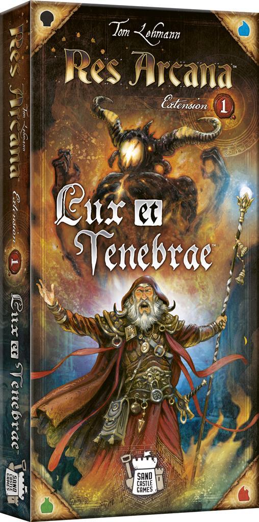 Res Arcana - Lux & Tenebrae