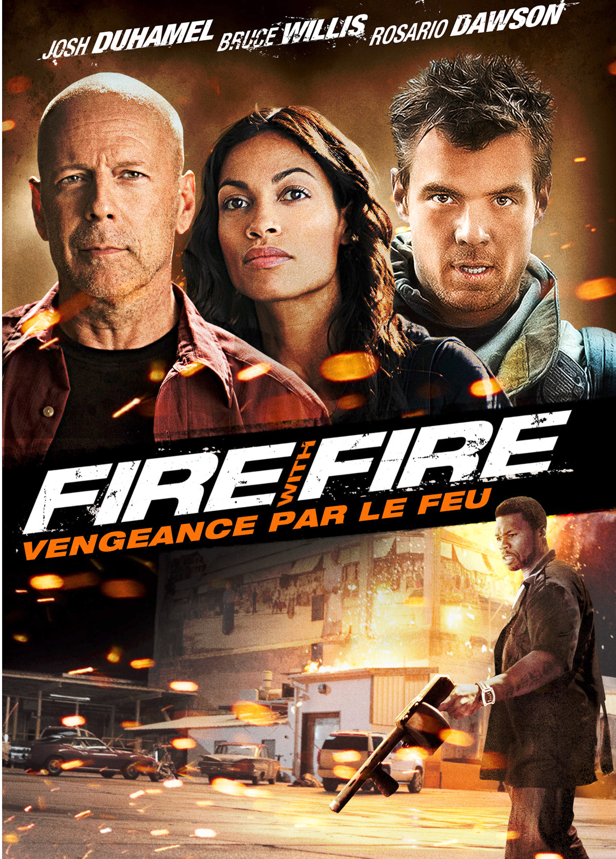 Fire with Fire, la vengeance par le feu