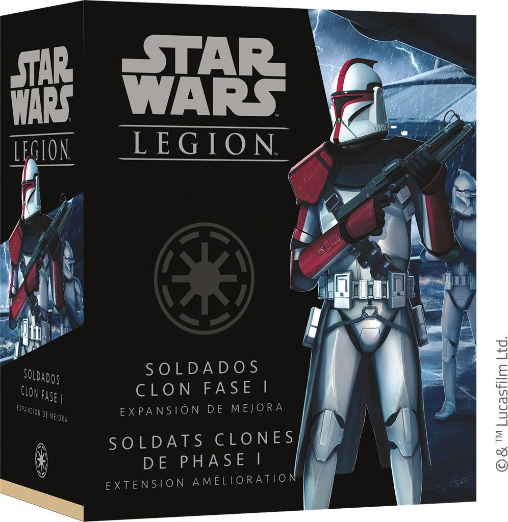 Star Wars Legion - Soldats Clones de Phase I