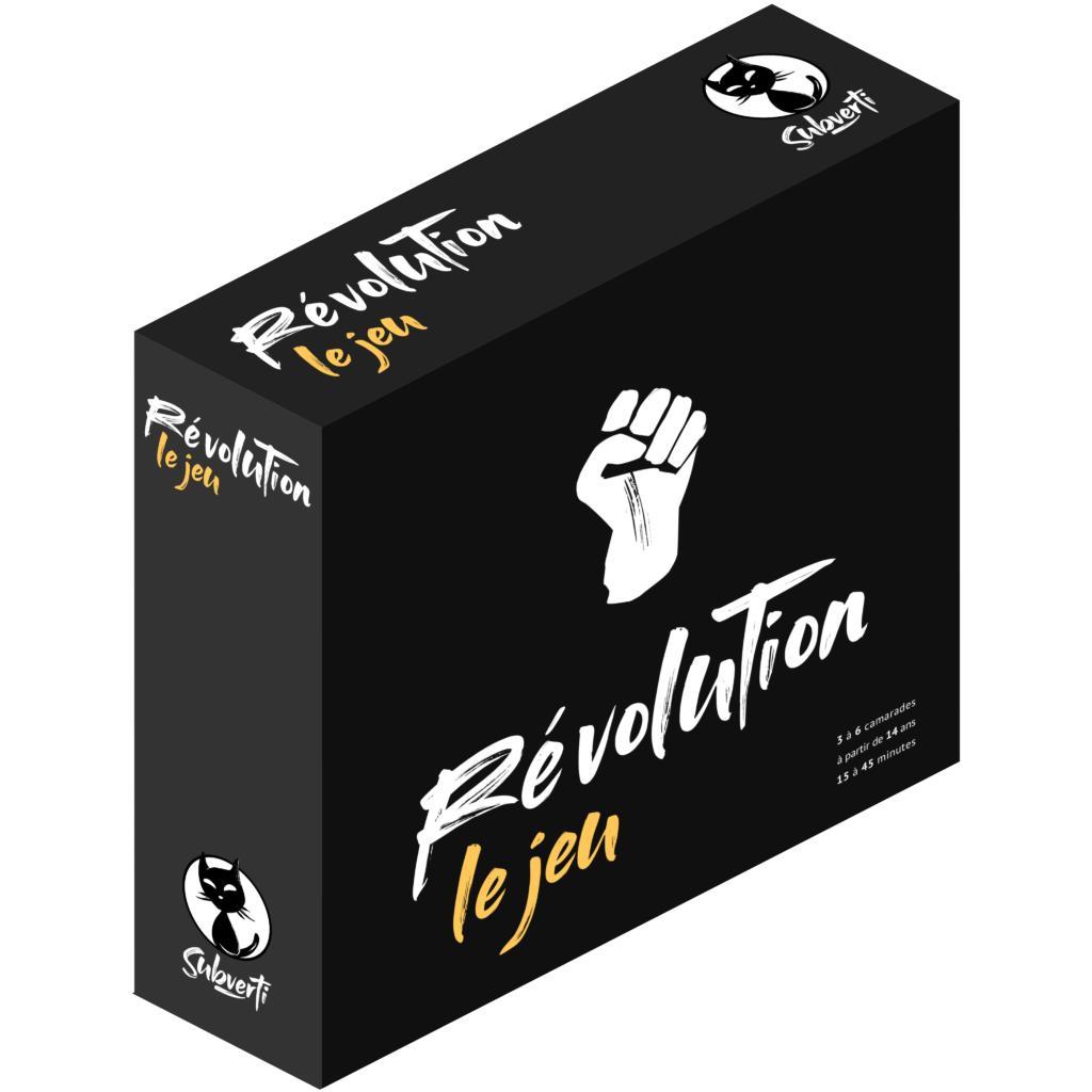 Révolution - Le Jeu