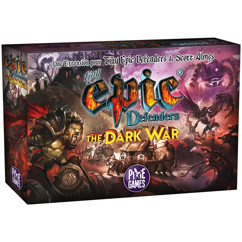 Tiny Epic - Defenders, The Dark War