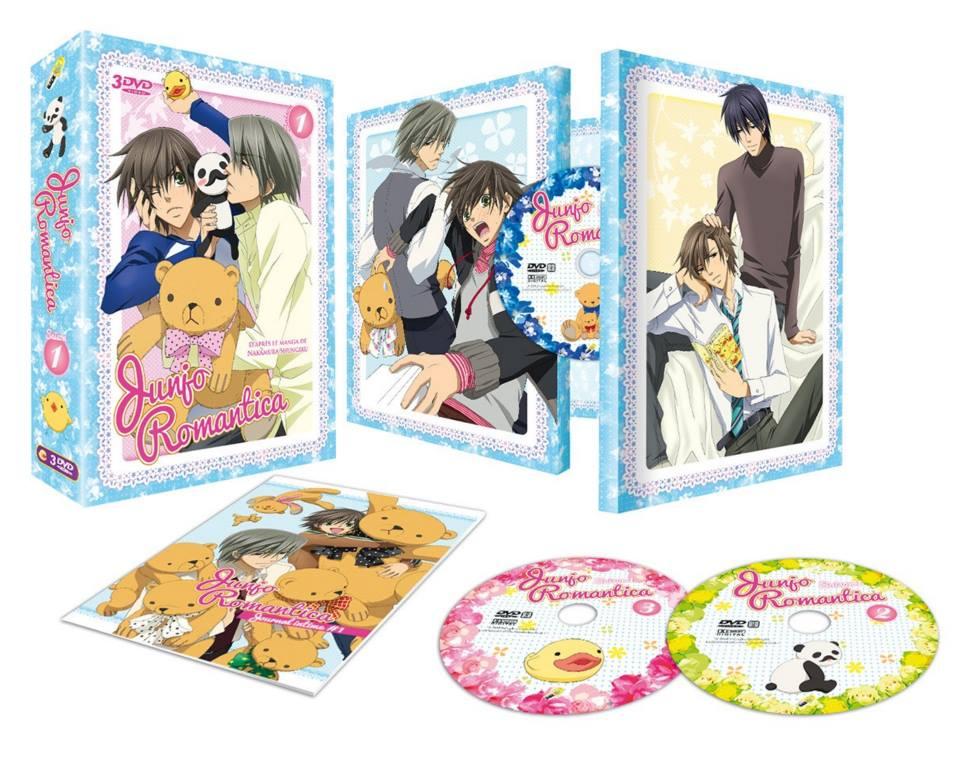 Junjou Romantica - Pure romance-
