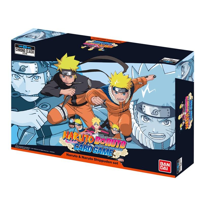 Naruto Boruto - Naruto Shippuden & Boruto Set