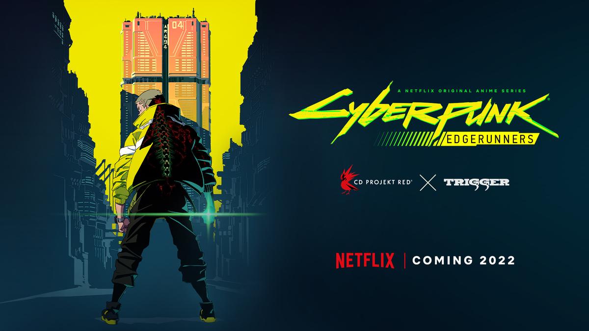 Cyberpunk Edgerunners Annonce