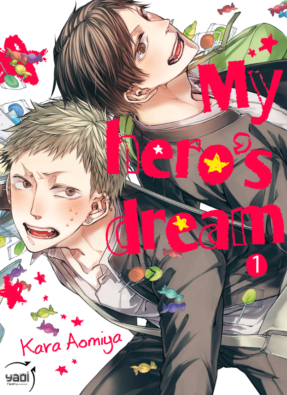 My Hero's Dream Manga