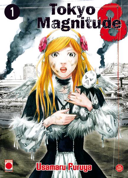 Tokyo Magnitude 8 Manga