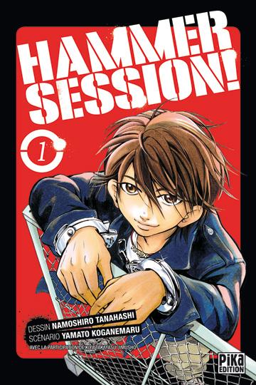 Hammer Session! Manga