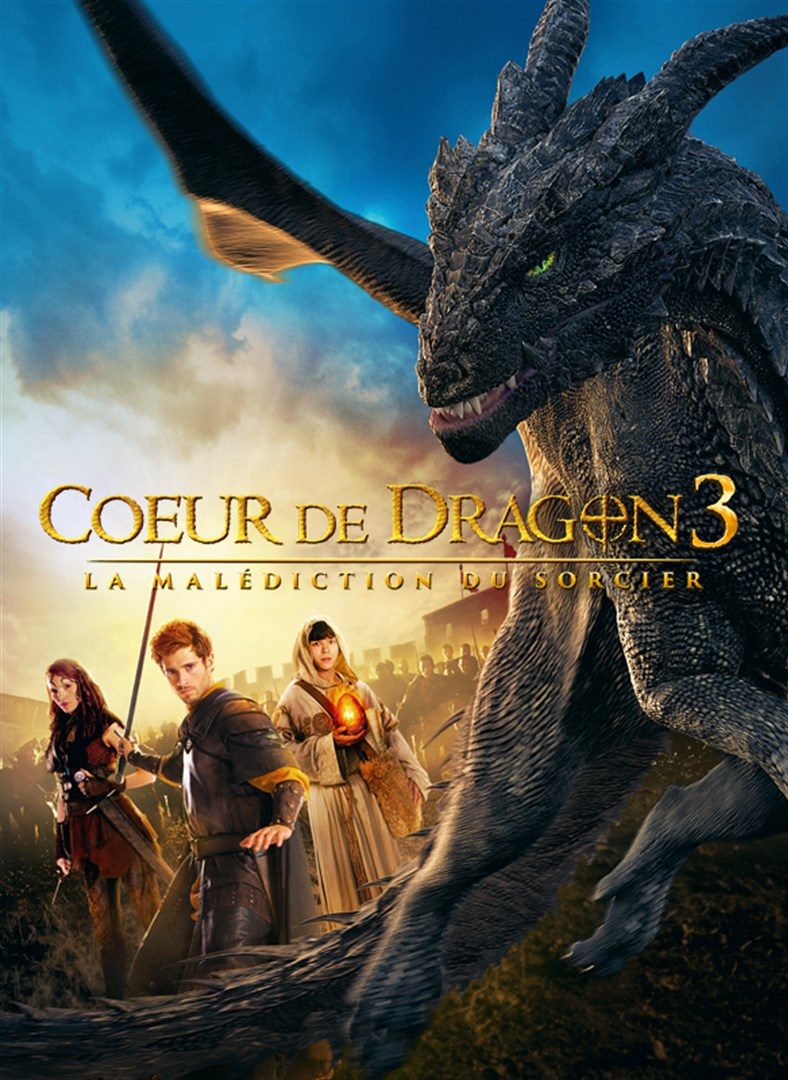 Cœur de dragon 3