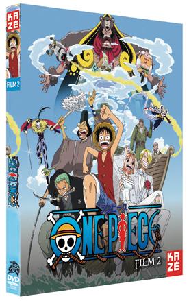 One Piece - Film 02 - L'Aventure De L'Île De L'Horloge