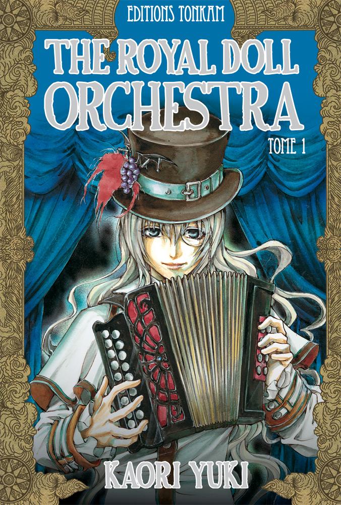 The Royal Doll Orchestra Manga