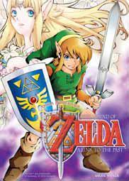 The Legend of Zelda: A Link to the Past Manga