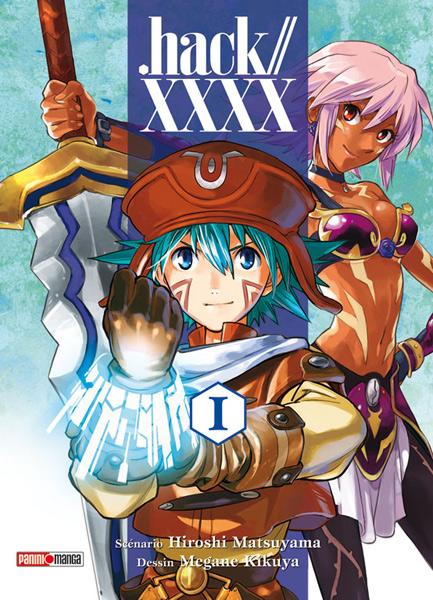 .hack//XXXX Manga