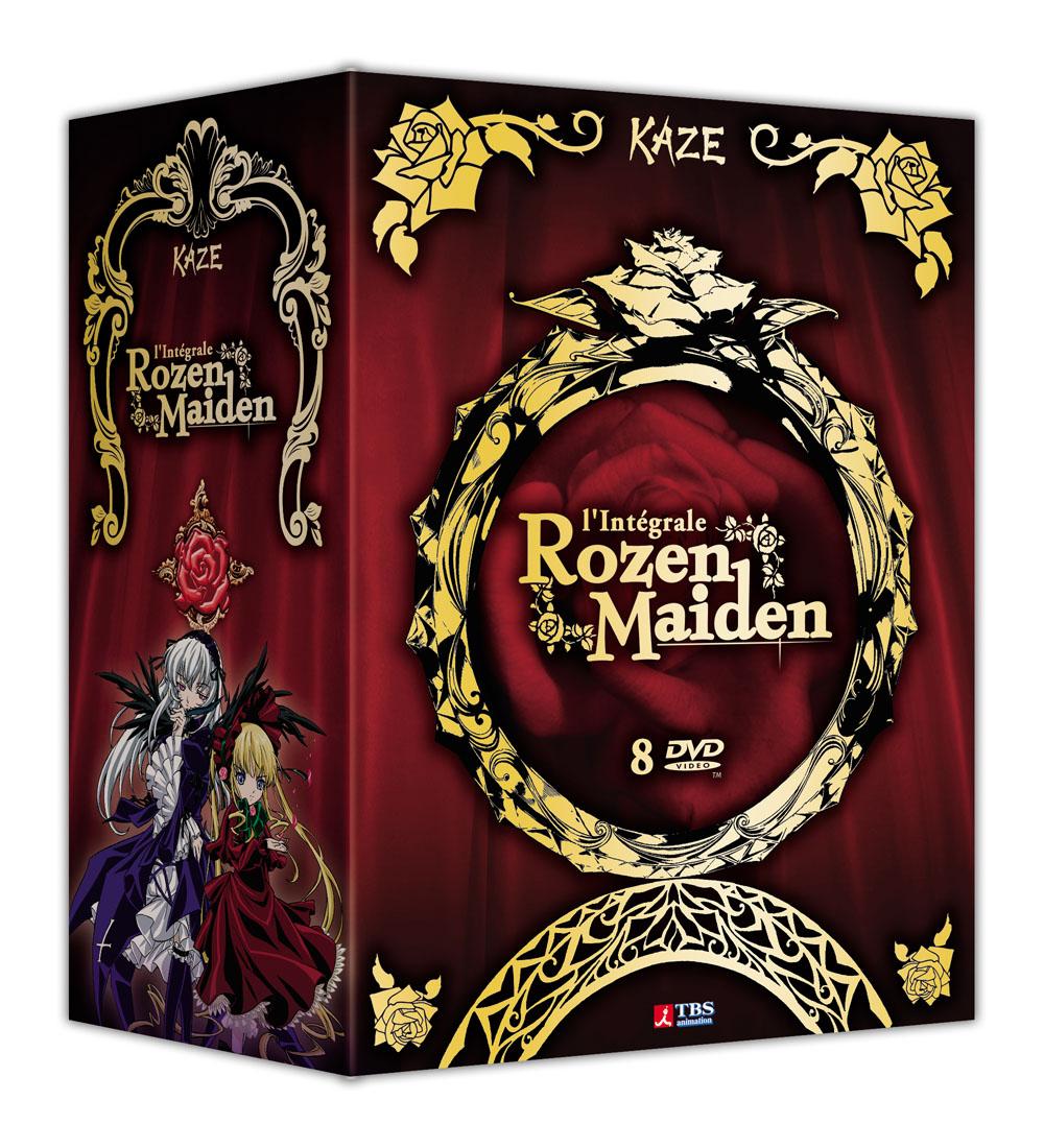 Rozen Maiden - Intégrale série TV