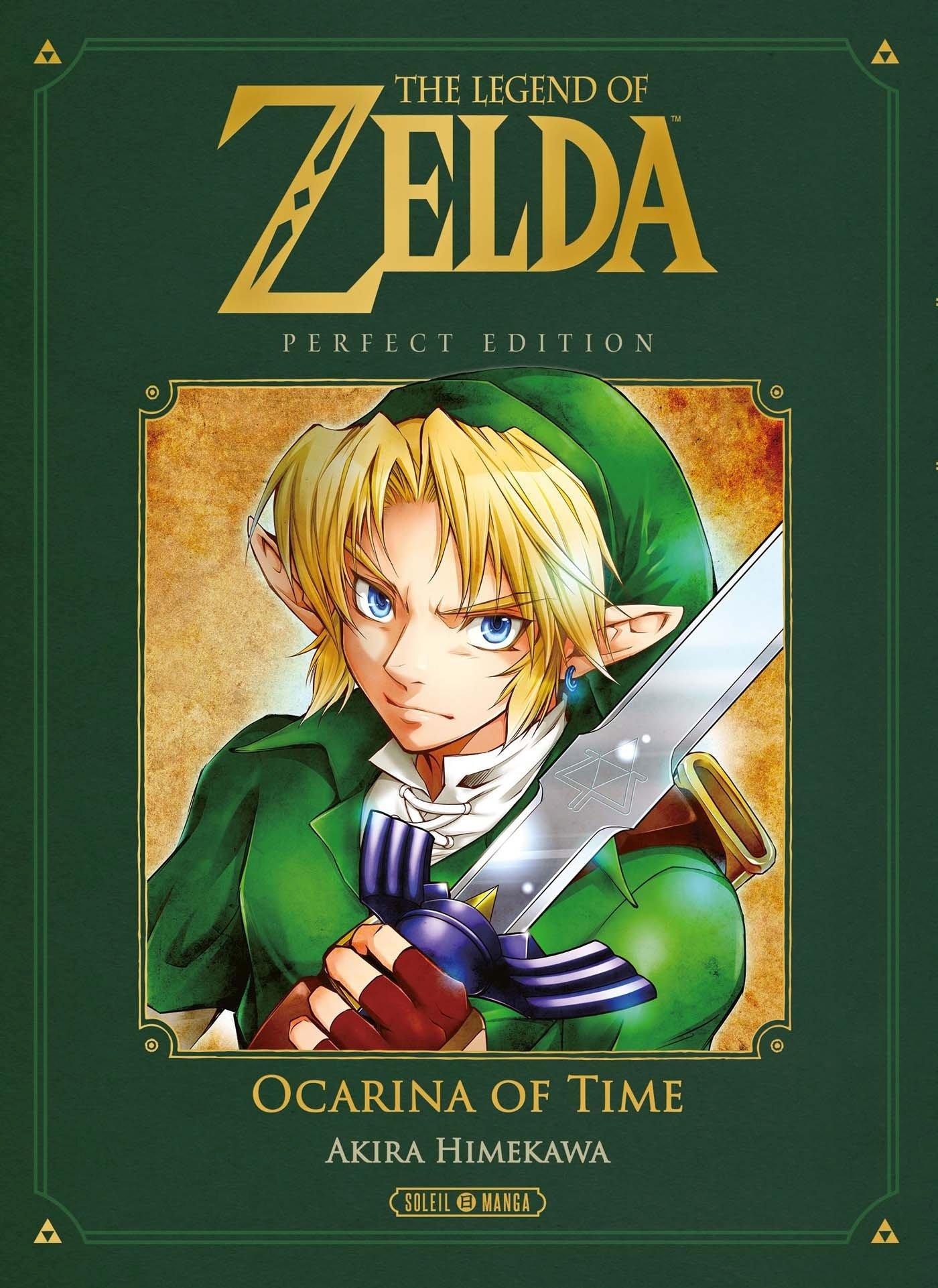 The Legend of Zelda: Ocarina of Time Manga