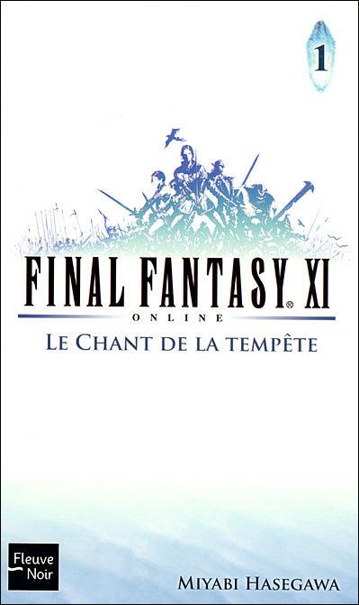 Final Fantasy XI - Online Light novel