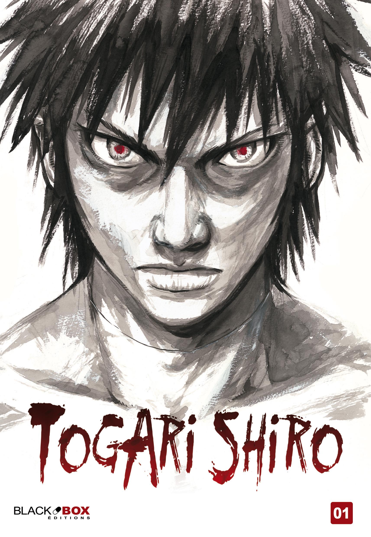 Togari Shiro Manga