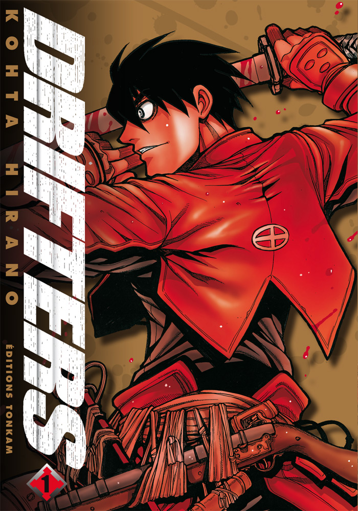 Drifters Manga
