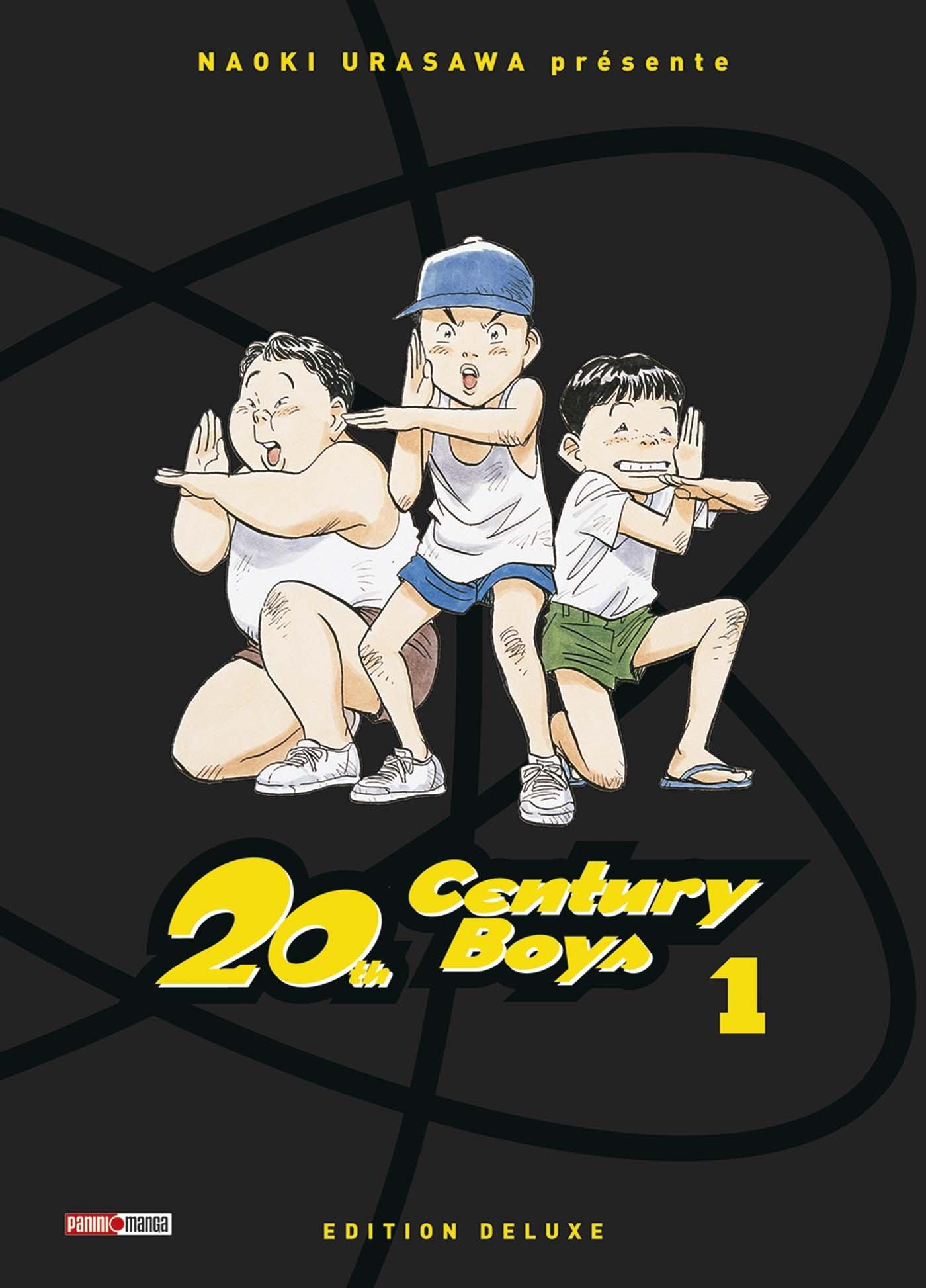 20th Century Boys Manga