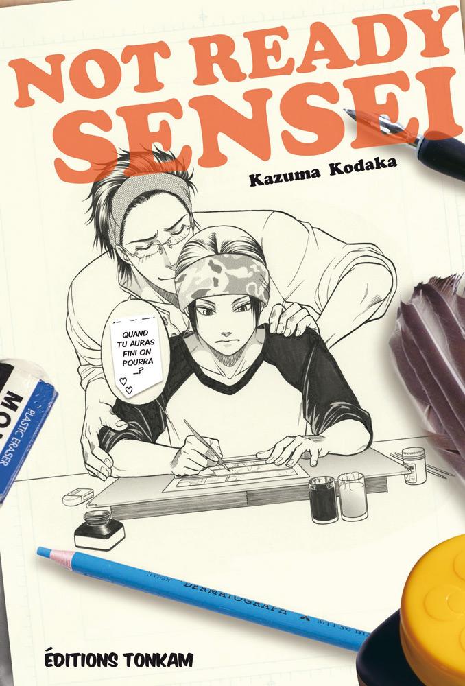 Not ready ?! Sensei Manga