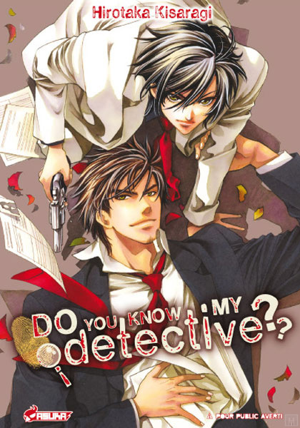 Do you know my detective ? Manga