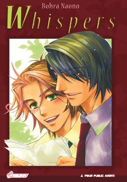 Whispers Manga