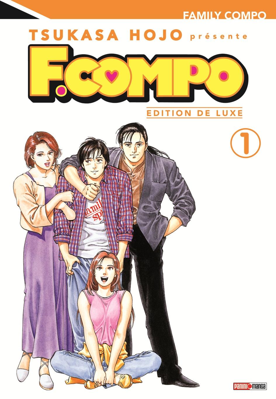 F.Compo Manga