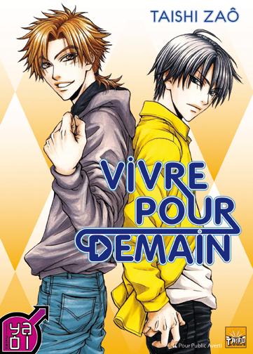 Vivre pour Demain Manga
