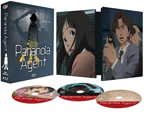 Paranoia Agent Série TV animée