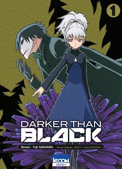 Darker than Black Manga
