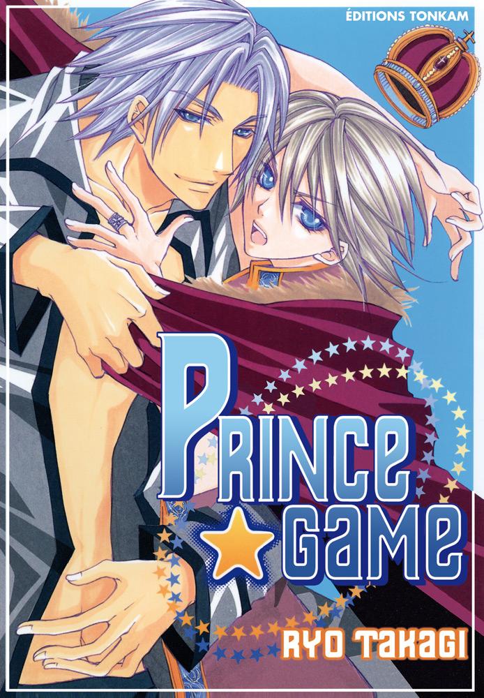 Prince Game Manga