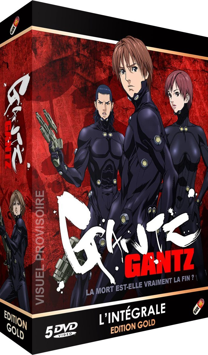 Gantz - The First Stage Série TV animée