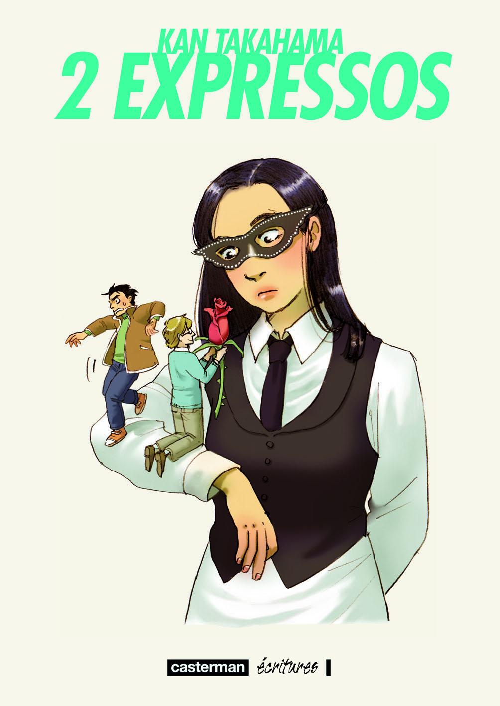2 expressos Manga