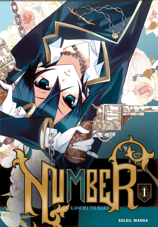 Number Manga