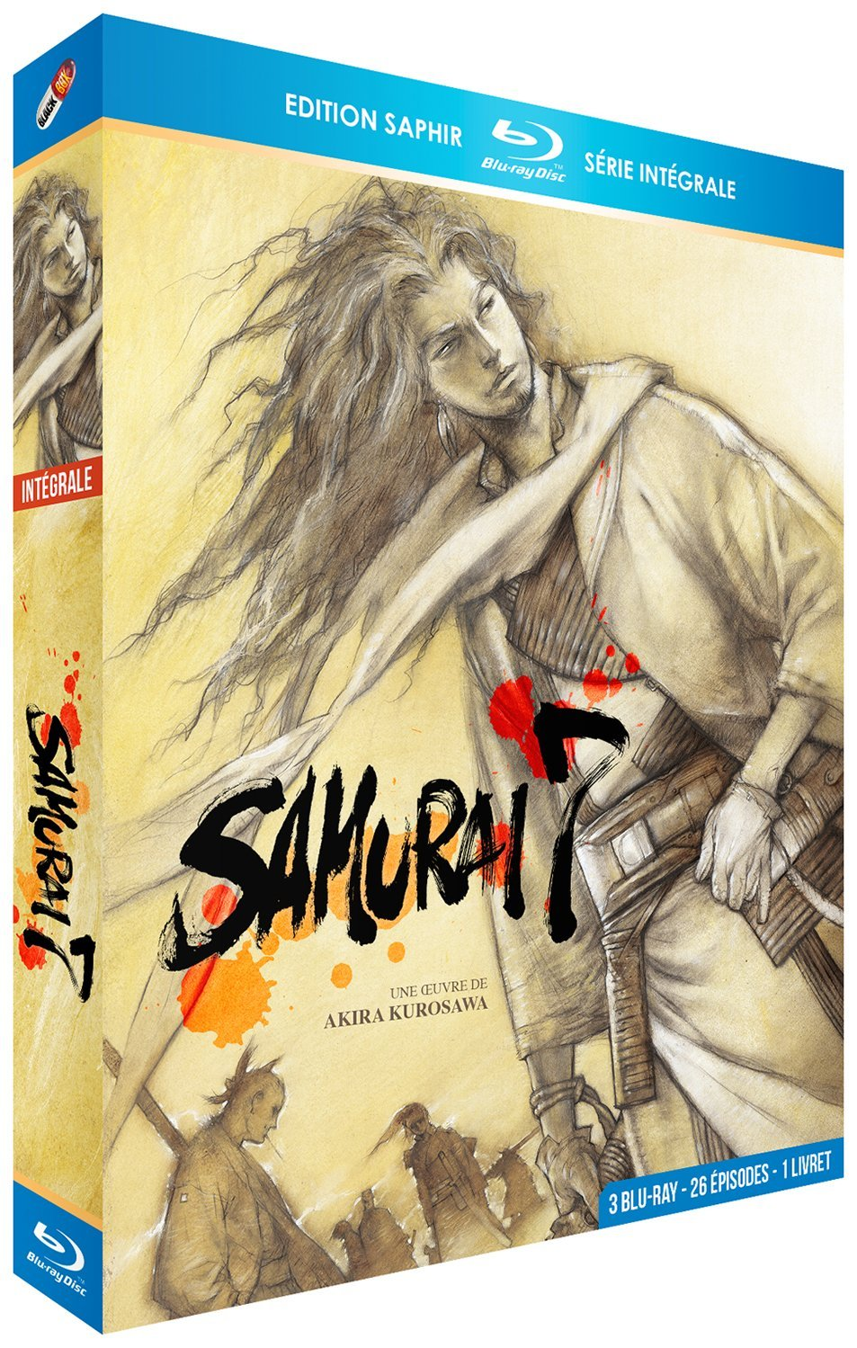 Samurai 7 Série TV animée
